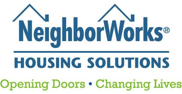 NeighborWorks Housing Solutions logo with slogan